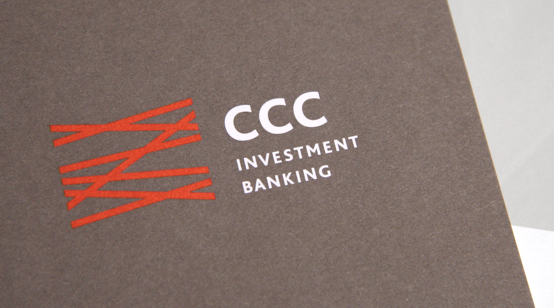 CCC Investment Banking print detail
