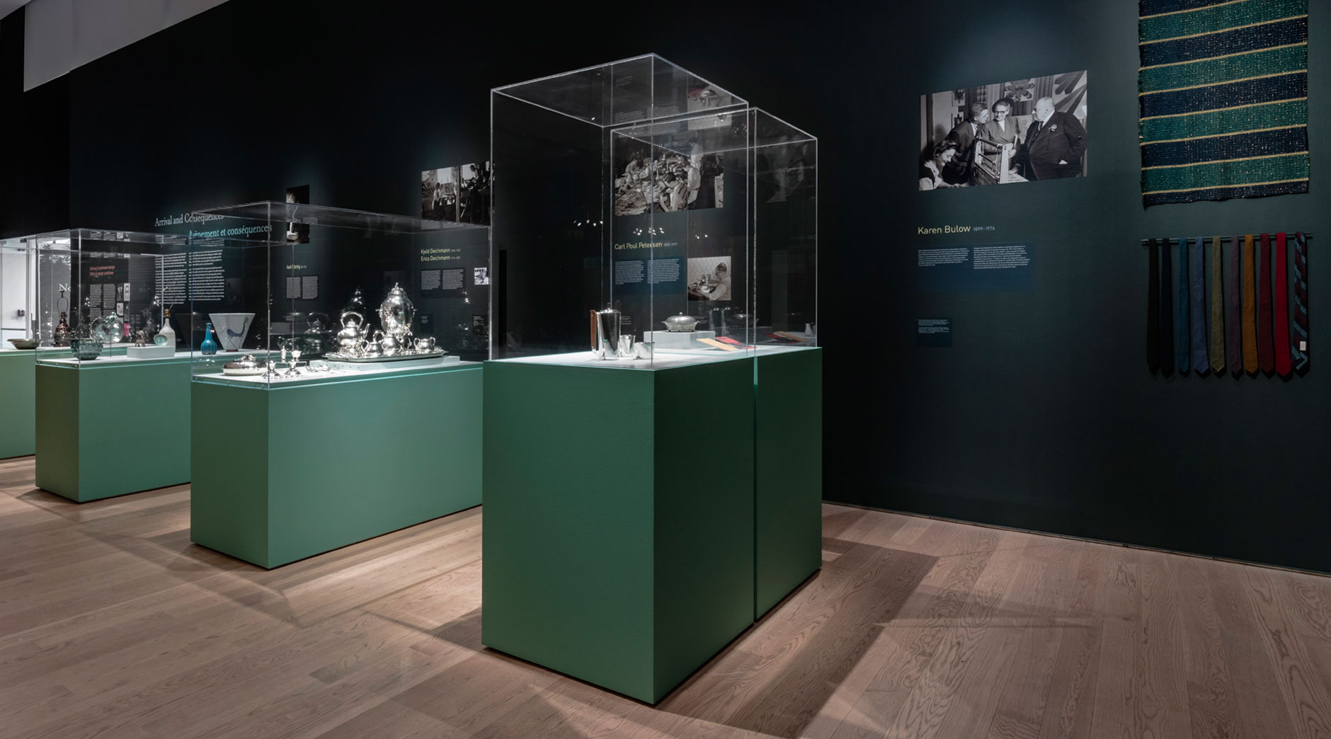 True Nordic exhibit