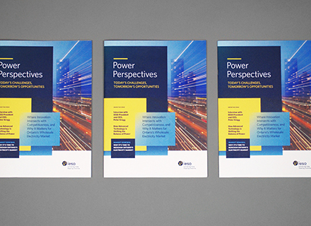 IESO Power Perspectives cover